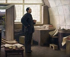 "Mao Zedong (1893-1976), homme d'Etat chinois. ""Veille de bataille"" (1964), par Gao Hong. © Roger-Viollet"