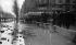 Seine flood. Paris, avenue Daumesnil, January 1910.  © Neurdein/Roger-Viollet