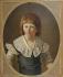 """Joseph-Marie Vien Le Jeune (1762-1848). """"Louis XVII (1785-1795) à la prison du Temple, 1793"""". Huile sur toile. Paris, musée Carnavalet. © Musée Carnavalet / Roger-Viollet"""