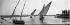 Sailing ships. Egypt, circa 1900. © Léon et Lévy / Roger-Viollet