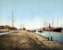 El Kantara. Canal de Suez (Egypte), vers 1880-1890. © Roger-Viollet