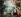 """Jan Brueghel de Velours (1568-1625), Jan I Brueghel (d'après). """"Anges apportant des fleurs à la Sainte Famille, à Saint Jean-Baptiste et à Sainte Anne"""". Huile sur cuivre. Musée des Beaux-Arts de la Ville de Paris, Petit Palais. © Petit Palais/Roger-Viollet"""