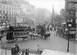 Traffic congestion, boulevard de la Madeleine. Paris (Ist arrondissement), 1910. © Maurice-Louis Branger/Roger-Viollet