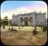 World Fair of 1900, Paris. The Egypt's Pavilion. © Léon et Lévy/Roger-Viollet