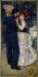 Pierre Auguste Renoir (1841-1919). Dance in the country, 1883. Paris, musée d'Orsay. © Roger-Viollet