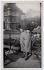 Missak Manouchian (1906-1944), Armenian poet and resistance fighter, posing next to his bicycle in the Tuileries Garden. Paris (Ist arrondissement). © Archives Manouchian / Roger-Viollet