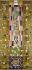Fresque de Stoclet : dessin pour la salle à manger du palais Stoclet, par Gustav Klimt. Mélange de papier. Bruxelles, 1905-1909. © Imagno / Roger-Viollet
