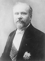 Raymond Poincaré (1860-1934), homme d'Etat français, 2 août 1922. © TopFoto/Roger-Viollet