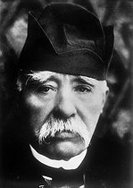 Georges Clemenceau (1841-1929), homme politique français. © Collection Harlingue / Roger-Viollet