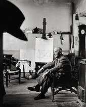 June 9, 1963 (55 years ago) : Death of Jacques Villon (1875-1963), French painter, and brother of Marcel Duchamp