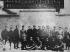 Mao Zedong (1893-1976), homme d'Etat chinois (troisième en partant de la gauche), au Jiangxi. Période 1927-1934. © Roger-Viollet
