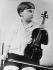 Yehudi Menuhin (1916-1999), violoniste et chef d'orchestre américain. Berlin, 1929. © Ullstein Bild / Roger-Viollet