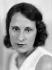 Gala Dali (Elena Diakonova, 1894-1982), first wife of Paul Eluard, she later married Salvador Dali in 1929. France, circa 1930. © Henri Martinie / Roger-Viollet
