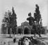 Pélerinage en Terre sainte. La mosquée Al-Aqsa. Jérusalem (Palestine, Israël), vers 1900. © Roger-Viollet