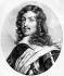 Duke François de La Rochefoucauld (1613-1680), French essayist. Engraving, French National Library. © Roger-Viollet