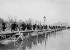 Seine floods. Esplanade des Invalides. Paris (XVIth arrondissement), 1910. © Maurice-Louis Branger/Roger-Viollet