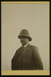 Theodore Roosevelt (1858-1919), homme d'Etat américain, portant un casque colonial lors d'une partie de chasse en Afrique, vers 1910. © The Image Works / Roger-Viollet