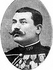 Affaire Dreyfus. Le colonel Hubert Henry (1846-1898).     © Roger-Viollet