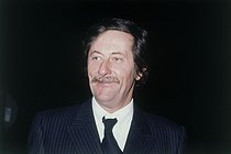 Jean Rochefort, French actor. © Carlos Gayoso/Roger-Viollet