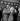Le général Charles De Gaulle (1890-1970), homme d'Etat français, visitant l'Ecole horlogère de Besançon (Doubs). A gauche : le colonel de Bonneval. A droite : madame Yvonne de Gaulle (1900-1979). 17 juin 1962. © Roger-Viollet