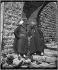 Dignitaires religieux. Jérusalem (Palestine, Israël), vers 1865. © Léon et Lévy / Roger-Viollet