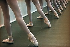 Ecole de danse de l'Opéra de Paris, mai 1997. © Colette Masson/Roger-Viollet