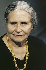 Doris Lessing (1919-2013), romancière britannique, novembre 1993. © Ullstein Bild/Roger-Viollet