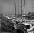 The harbour. Deauville (France). © Noa / Roger-Viollet