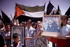 Yasser Arafat's return in Tripoli (Lebanon), September 1983.    © Françoise Demulder / Roger-Viollet