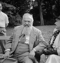 Tristan Bernard (1866-1947), écrivain français, vers 1933. © Boris Lipnitzki/Roger-Viollet