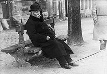 19 février 1919 (100 ans) : Tentative d'assassinat contre Georges Clemenceau par Emile Cottin © Collection Harlingue / Roger-Viollet