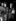 Mick Jagger (né en 1943), chanteur britannique et sa petite amie Chrissie Shrimpton. Aéroport de Londres, 10 février 1966. © TopFoto / Roger-Viollet