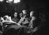 Anschluss. Adolf Hitler (1889-1945) accueillant le chef autrichien des SA Peterseit. 12 mars 1938. © Ullstein Bild/Roger-Viollet