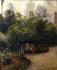 Camille Pissarro (1830-1903). Vegetable garden in Pontoise (France), 1879. Paris, musée d'Orsay.   © Roger-Viollet