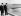 Erich Honecker, chef du Parti socialiste unifié d'Allemagne (à gauche) en visite en Corée du Nord, avec le président Kim Il Sung, sur un barrage près de Nampo sur le fleuve Taedong et la mer Jaune. 19 octobre 1986. © Ullstein Bild / Roger-Viollet