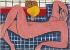 "Henri Matisse (1869-1954). ""Nu rose"". Huile sur toile, 1935. Baltimore (Etats-Unis), Museum of Art. © Iberfoto / Roger-Viollet"