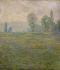 Claude Monet (1840-1926). Meadows in Giverny, 1888. Saint-Petersburg, Hermitage Museum. © Roger-Viollet
