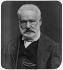 """Victor Hugo"". Photographie de Nadar (1820-1910), vers 1876. Paris, Maison de Victor Hugo.  © Nadar/Maisons de Victor Hugo/Roger-Viollet"