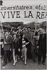 Republican demonstration at the place de la République. Paris, May 1958. Photograph by Jean Marquis (1926-2019). Bibliothèque historique de la Ville de Paris. © Jean Marquis / BHVP / Roger-Viollet