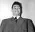 Henri Salvador (1917-2008), chanteur français. Paris, ABC, 31 janvier 1948.  © Roger Berson/Roger-Viollet
