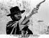 """""""Et pour quelques dollars de plus"""" (Per qualche dollaro in più), film de Sergio Leone. Clint Eastwood. Italie, 1966. © Roger-Viollet"""