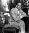 Douglas Fairbanks Jr (1909-2000), acteur américain, en voyage à Paris, 1924. © Roger-Viollet