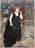 """Alfred Philippe Roll (1846-1919). """"Jane Hading"""". Huile sur toile. Musée des Beaux-Arts de la Ville de Paris, Petit Palais. © Petit Palais / Roger-Viollet"""
