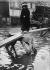 Crue de la Seine. Paris, janvier 1910. © Roger-Viollet