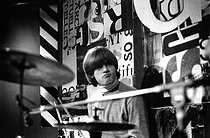 July 3rd, 1969 (50 years ago) : Death of Brian Jones (1942-1969), British musician and founder of the Rolling Stones band © Mick Ratman / TopFoto / Roger-Viollet