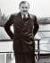 Ernest Hemingway (1899-1961), écrivain américain. © Iberfoto / Roger-Viollet