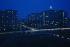 Locaux abritant les archives centrales de la Stasi sur la Frankfurter Allee. Berlin (Allemagne), 1992. © Jean-Paul Guilloteau/Roger-Viollet