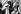 """Tournage de """"Funny Face"""" (Drôle de frimousse), film de Stanley Donen. Fred Astaire et Audrey Hepburn (habillée par Hubert de Givenchy). Paris, 1957.  © Roger-Viollet"""