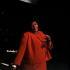 Ella Fitzgerald (1917-1996), chanteuse de jazz américaine, 1969.  © Horst Prange/Ullstein Bild/Roger-Viollet