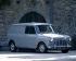 Automobile Austin Mini Van, modèle 1960. © TopFoto/Roger-Viollet